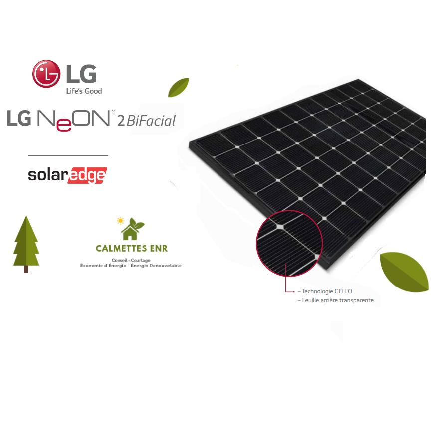 LG Neon 2 biFacial